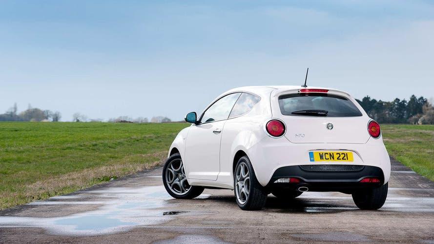 Alfa Romeo Mito non verrà più venduta 2019