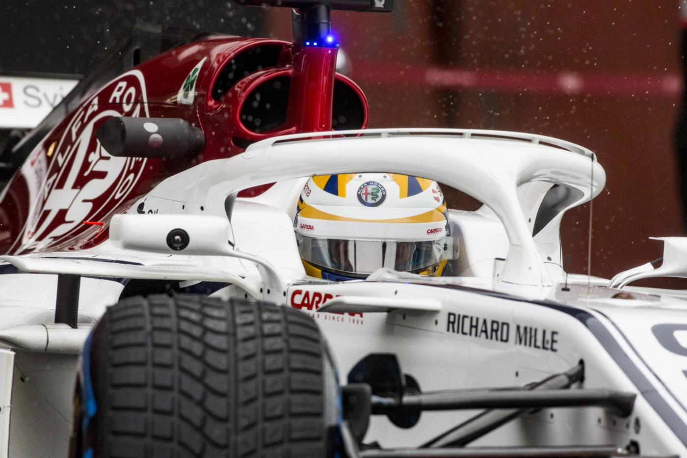 alfa romeo sauber marcus ericsson strizza l 39 occhio alla indycar per il 2019. Black Bedroom Furniture Sets. Home Design Ideas