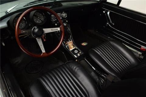 Alfa Romeo Spider 1976 Muhammad Ali