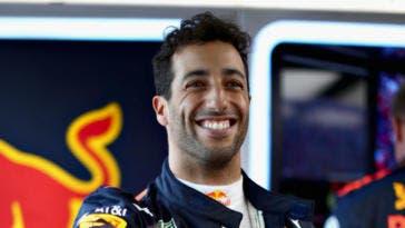 Daniel Ricciardo Formula 1