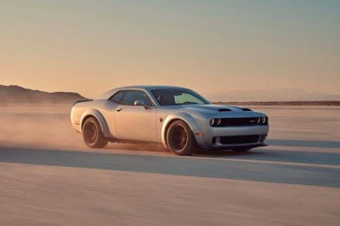 Dodge Challenger SRT Hellcat Redeye Hennessey