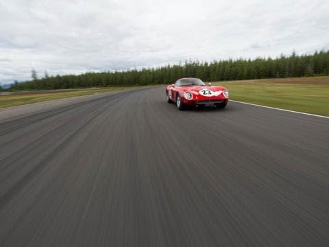 Ferrari 250 GTO 1962 record asta