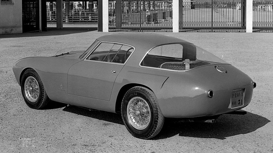 Ferrari 250 MM Berlinetta 1953 asta