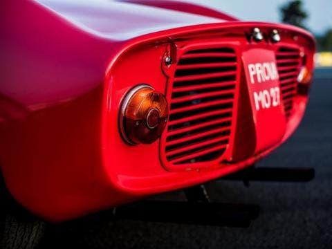 Ferrari 275 P asta RM Sotheby's