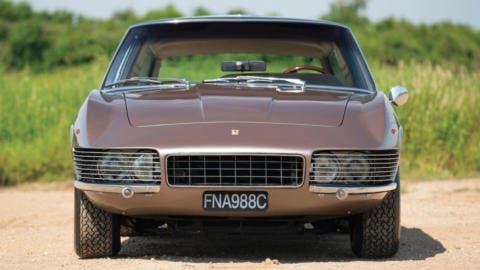 Ferrari 330 GT Vignale 1965 asta