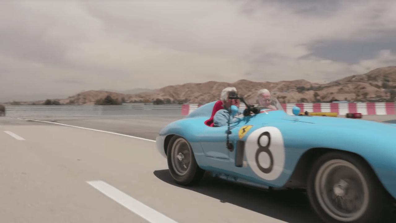 Ferrari 500 Mondial Series II 1955 asta