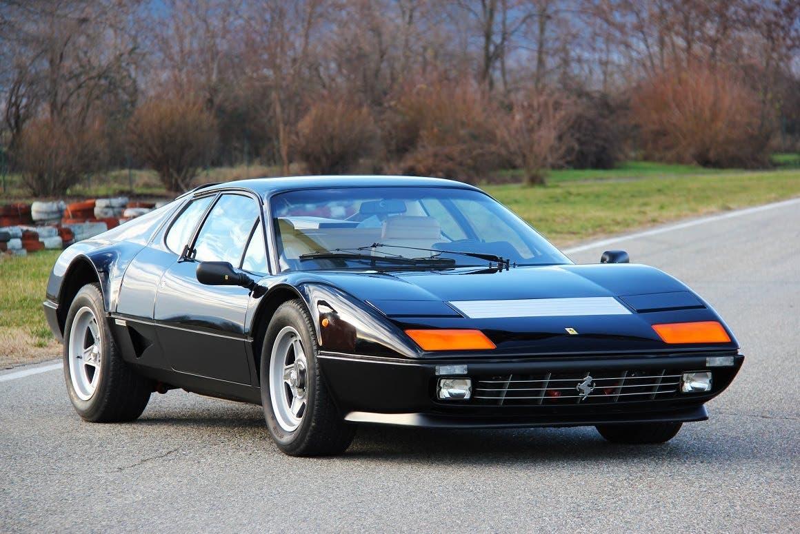 Ferrari BB Leonardo Fioravanti