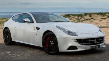 Ferrari FF Novitec video