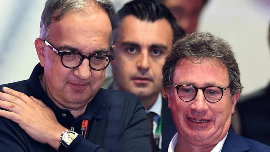 Ferrari Louis Camilleri analisti