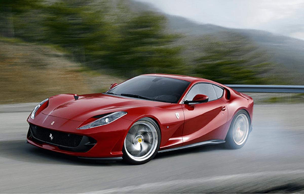 Ferrari nuova Supercar 17 dicembre