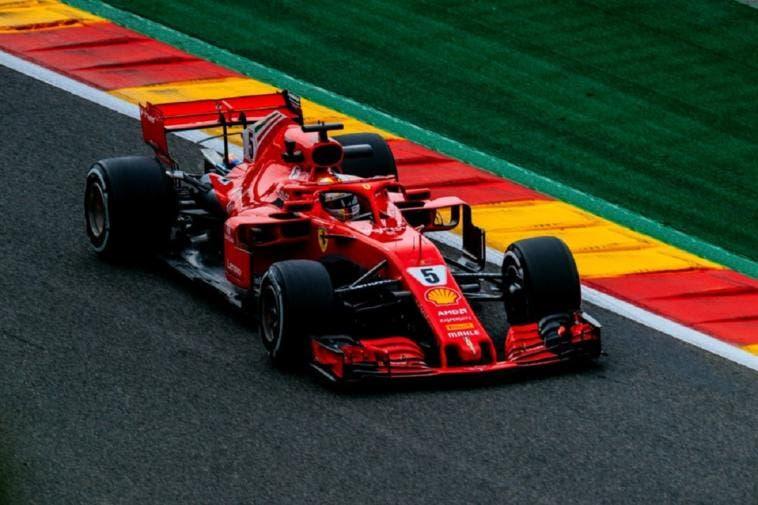 Ferrari record Spa-Francorchamps