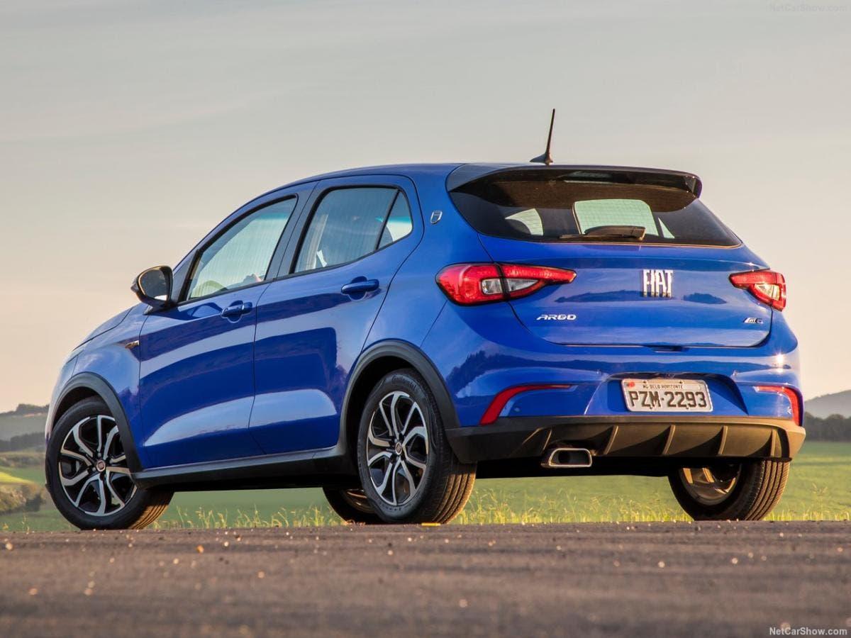 Fiat Argo più venduta Argentina luglio 2018