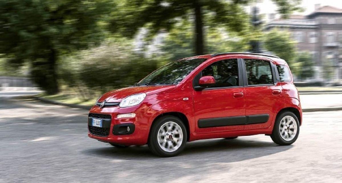 Fiat Panda Jeep Compass più ricercate Web
