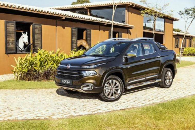 Fiat Toro Ranch debutto