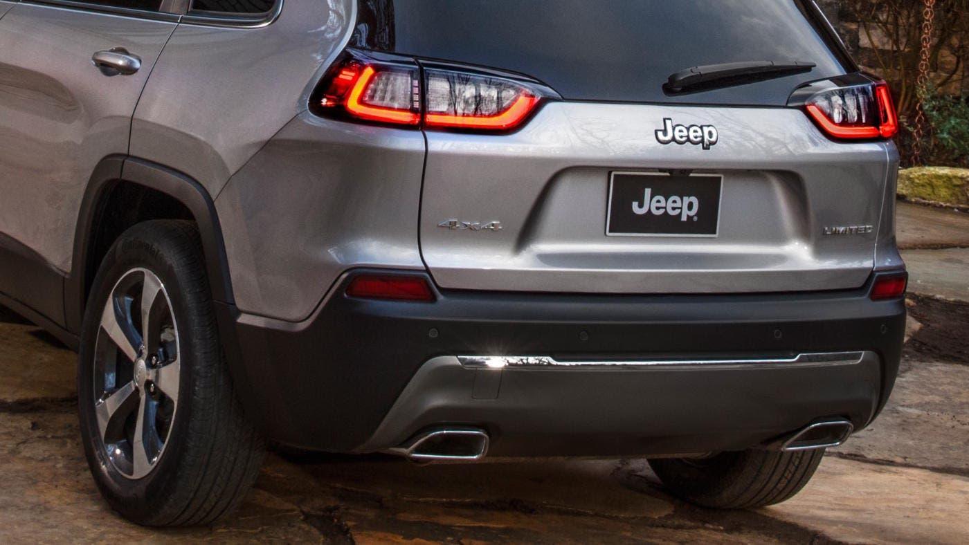 Jeep Cherokee 2018 richiamo Australia