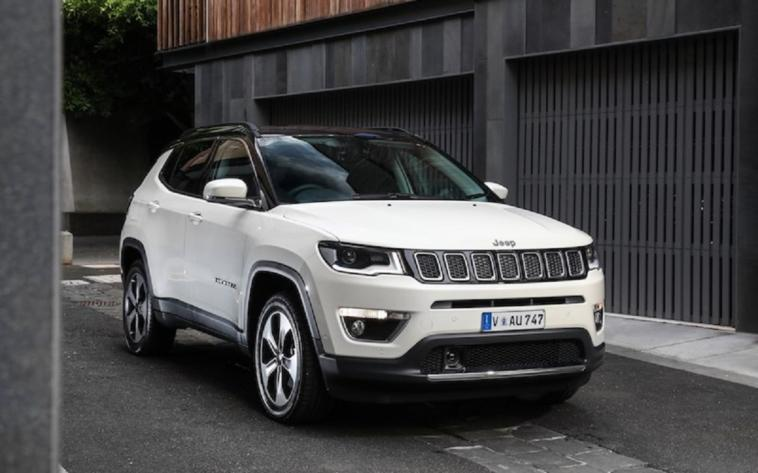Jeep Compass 2018 richiamo