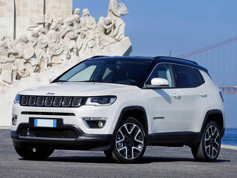 Jeep Compass SUV aumento prezzo Brasile
