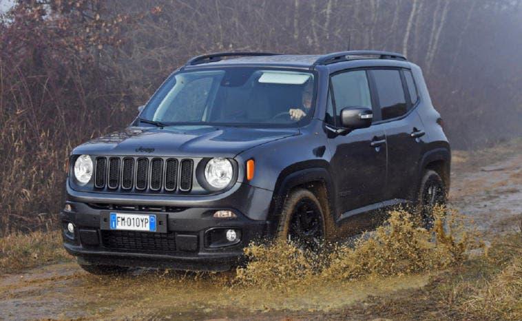 Jeep Renegade riduzione prezzo Brasile