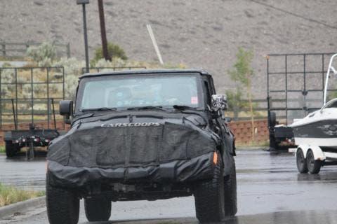 Jeep Scrambler cosa ci aspettiamo