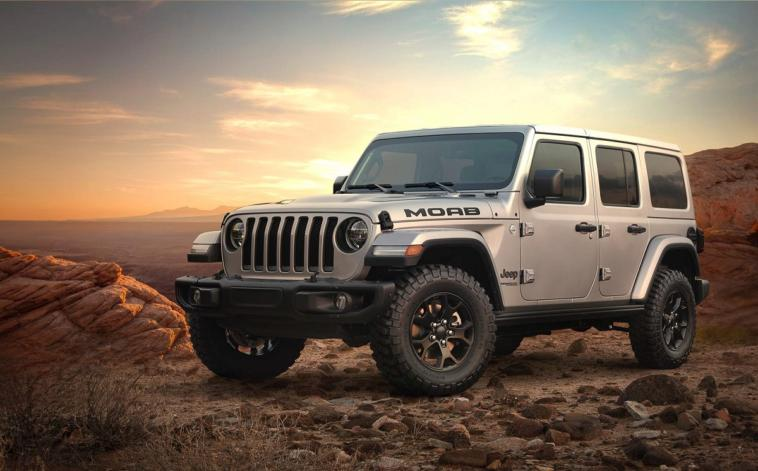 Jeep Wrangler Moab Edition 2018