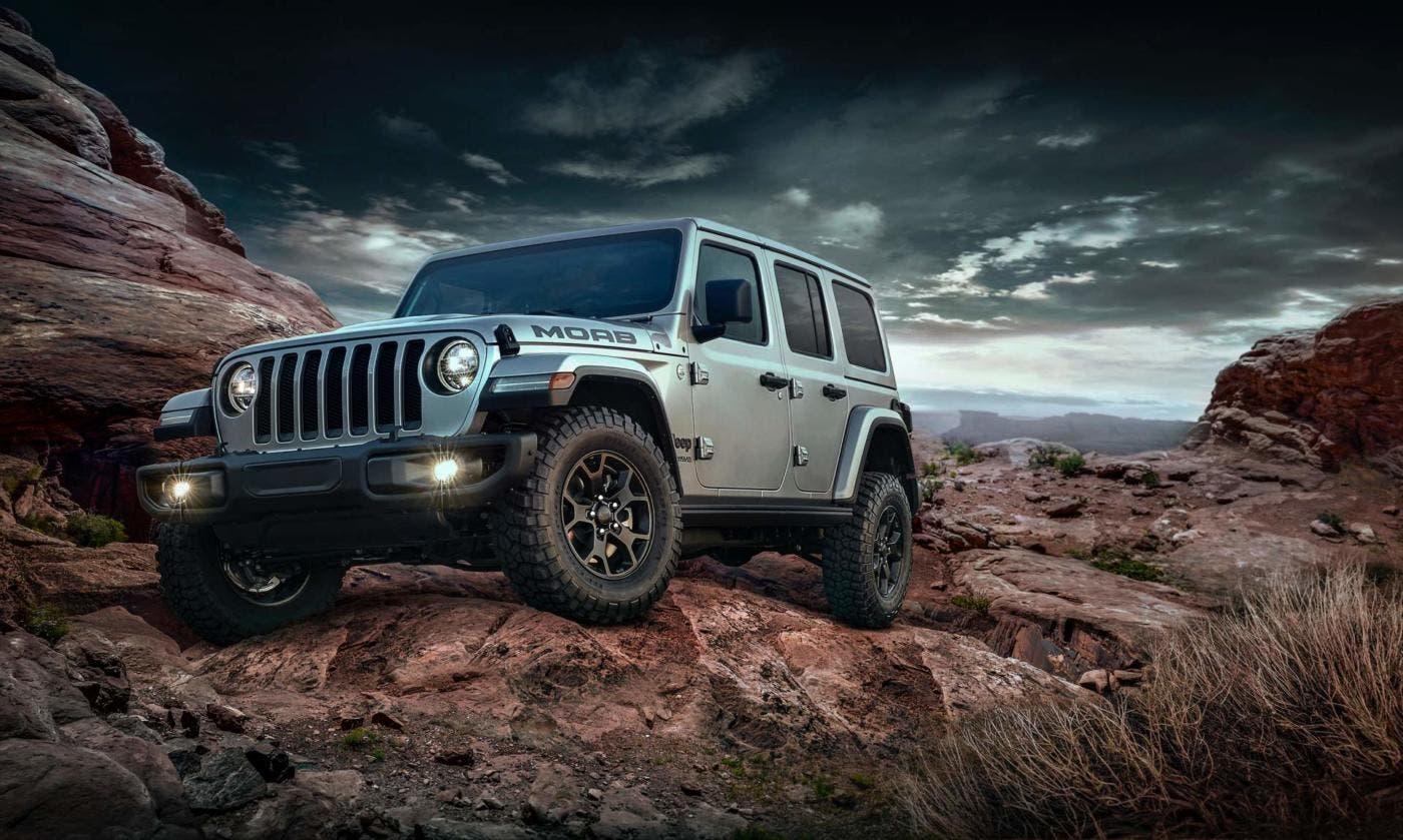 Jeep Wrangler Moab Edition 2018
