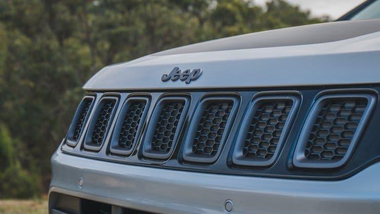 Jeep richiamo Australia