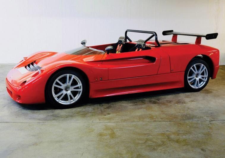 Maserati Barchetta asta