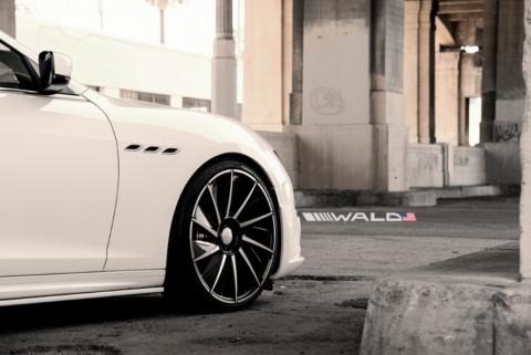 Maserati Ghibli Wald International