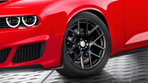 Nuova Dodge Challenger render