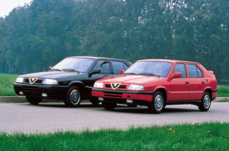 Alfa Romeo Alfa 33