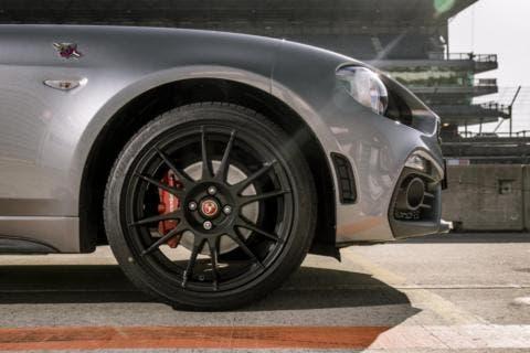 Abarth 124 GT prezzo Regno Unito
