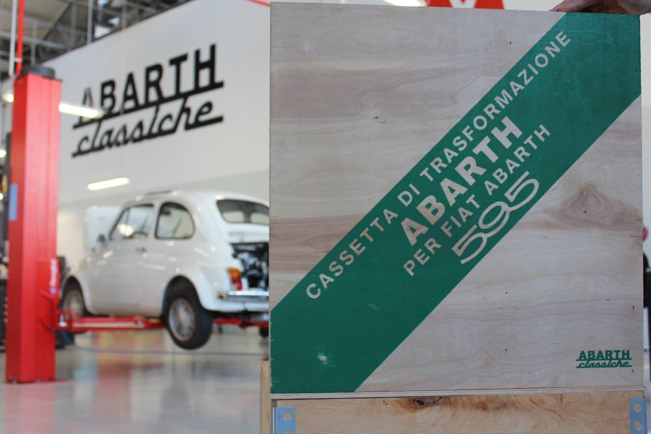 Abarth Targa Florio Classica 2018