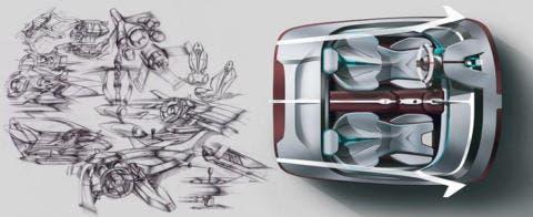 Alfa Romeo Caprie concept
