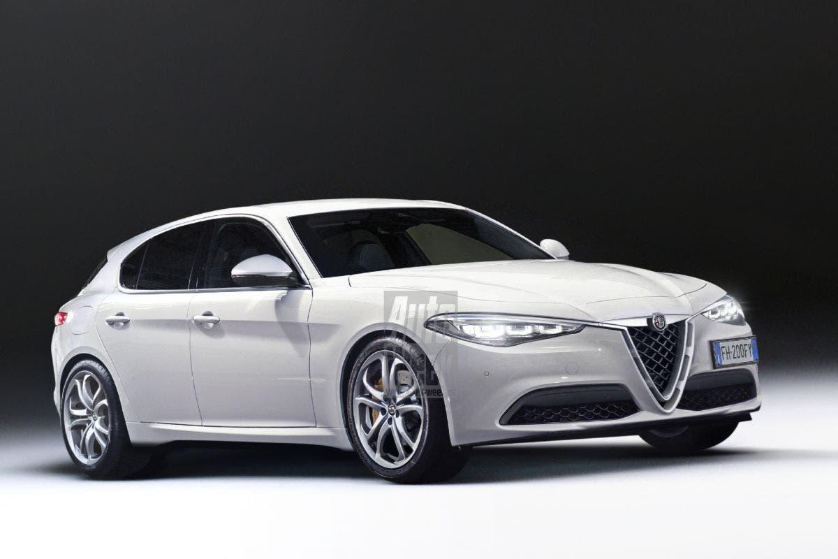 Alfa Romeo Giulietta restyling motori FireFly