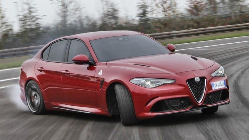 Alfa Romeo Mito Quadrifoglio LP Design render