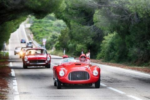 Cavalcade Classiche 2018 Ferrari