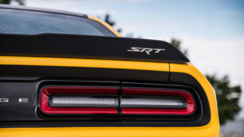 Dodge Challenger SRT Demon Andretti asta