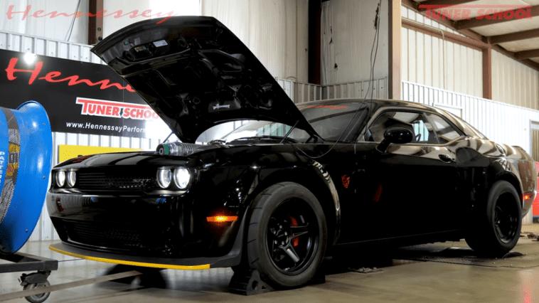 Dodge Challenger SRT Demon HPE1200
