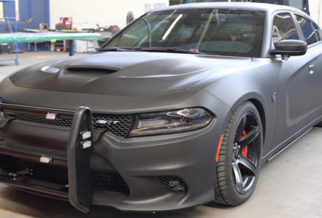 Dodge Charger SRT Hellcat Armormax