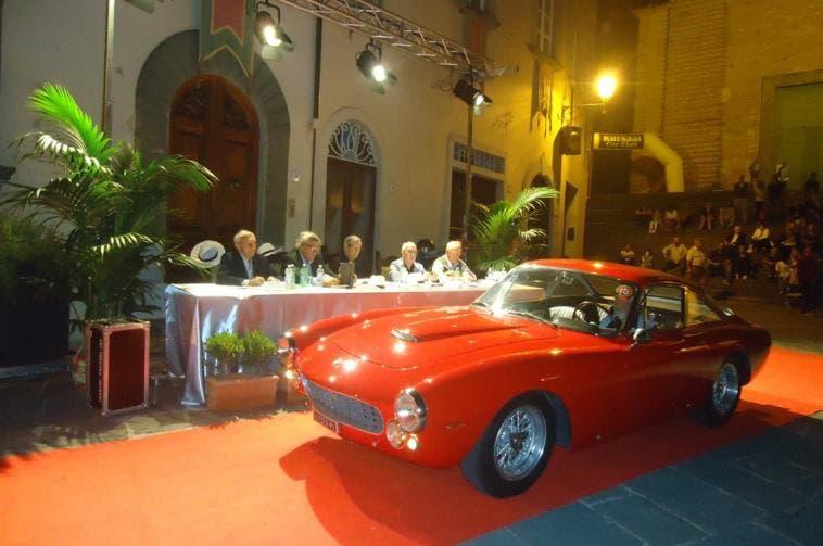 Ferrari 250 GTL 1965 Best in Show Concorso d'Eleganza Montecatini