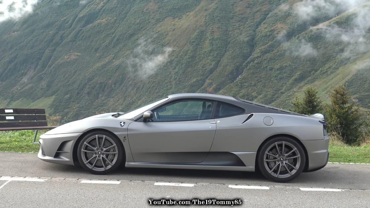 Ferrari 430 Scuderia Novitec video