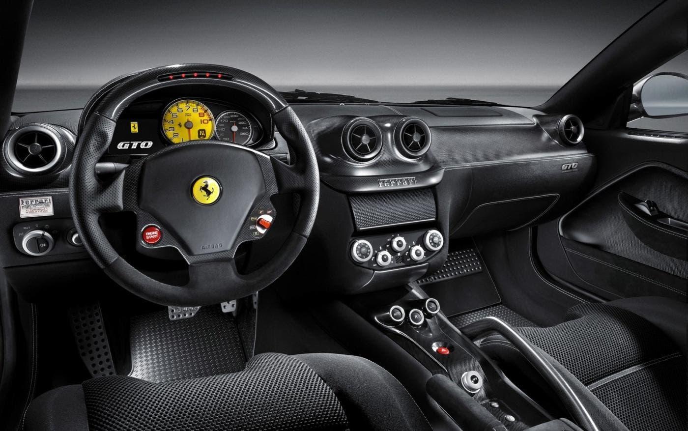 Ferrari 599 GTO 5 motivi sottovalutata