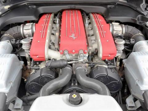Ferrari 612 Scaglietti Eric Clapton