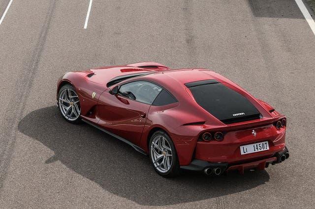 Ferrari 812 Superfast 3 varianti rumor