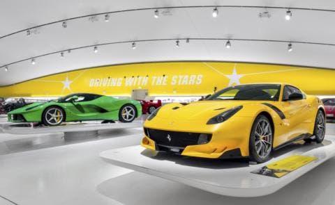 Ferrari F12tdf Special Edition asta RM Sotheby's