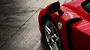 Ferrari Louis Camilleri sotto pressione