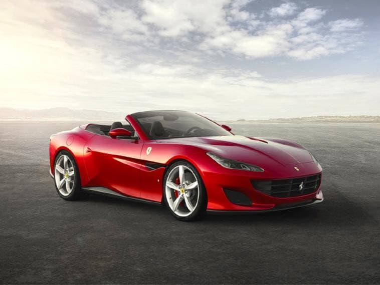 Ferrari Portofino data di lancio India