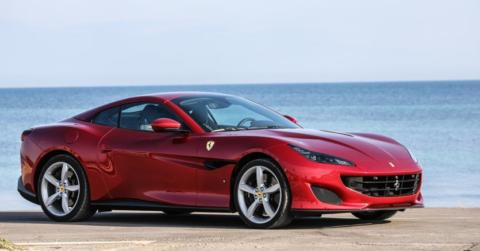 Ferrari Portofino data di lancio India