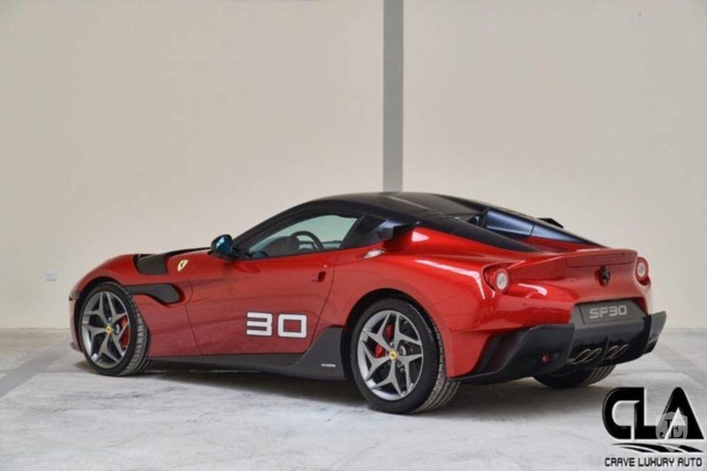 Ferrari SP30 vendita