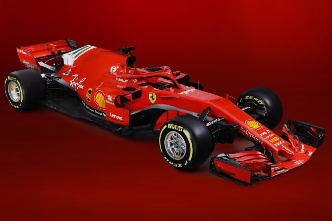 Ferrari concept monoposto F1 2021